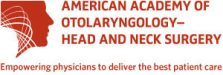 American Academy of Otolaryngology – Head and Neck Surgery Foundation,
