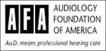 Audiology Foundation Of America