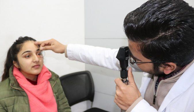 Cirugía láser para los problemas refractivos del ojo en Guatemala