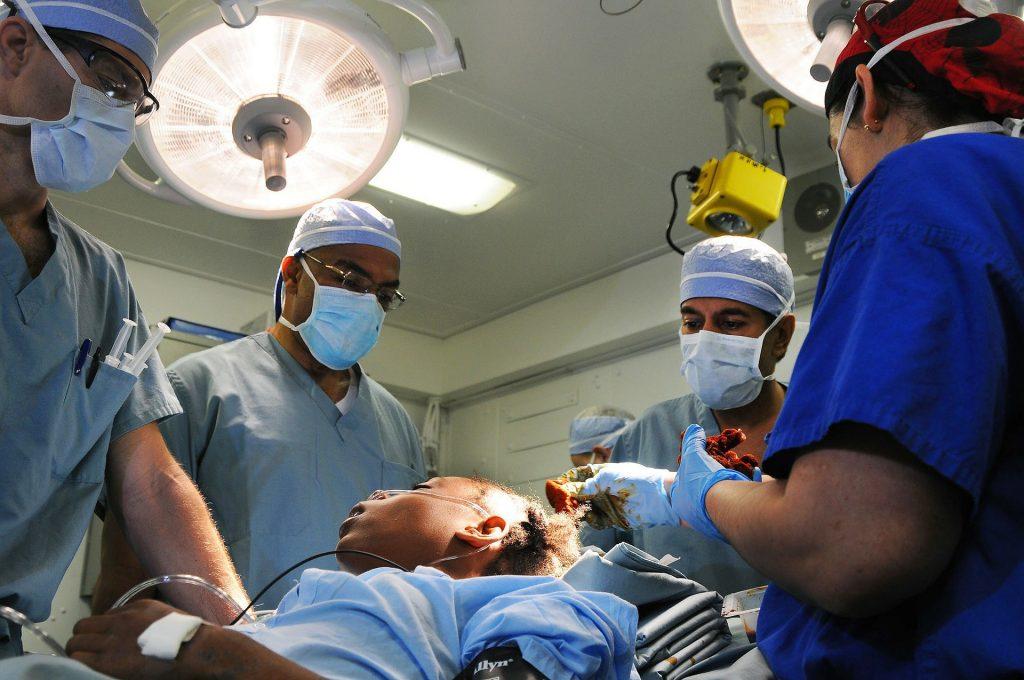 Neurocirujanos en Guatemala