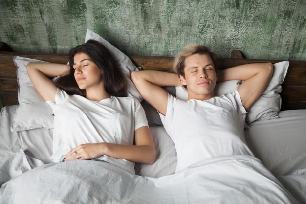 how to fall asleep